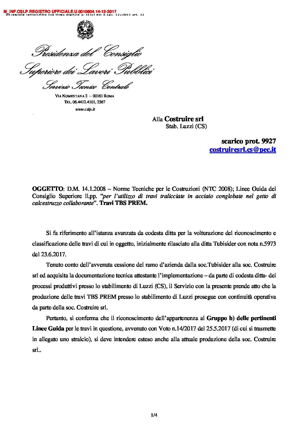 CSLP REGISTRO UFFICIALE 2017 0010604 pdf