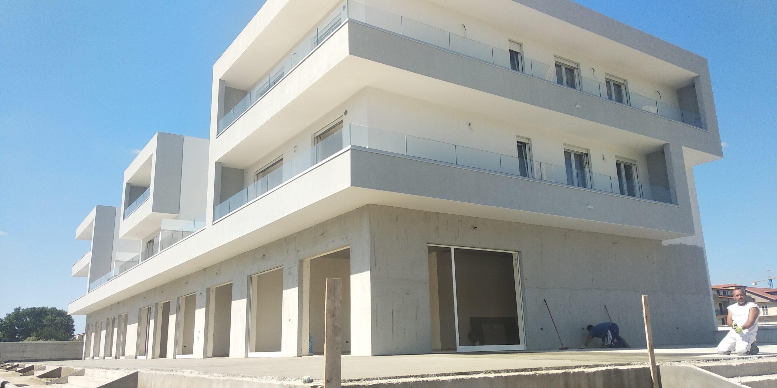 Edificio Residenziale scaled