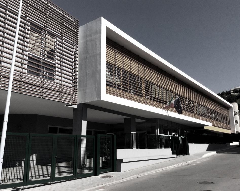 Edificio scolastico Marsicovetere PZ