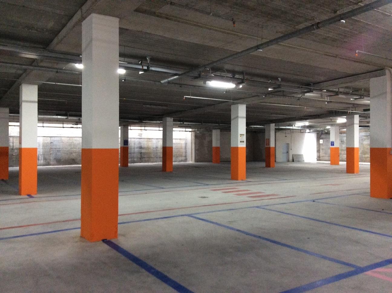 Parcheggio Multipiano