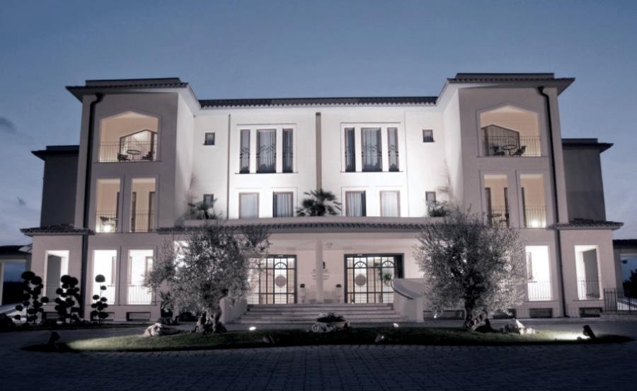 Villa Fabiano Palace Hotel Rende